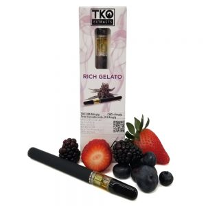 order TKO gelato 1g cartridge