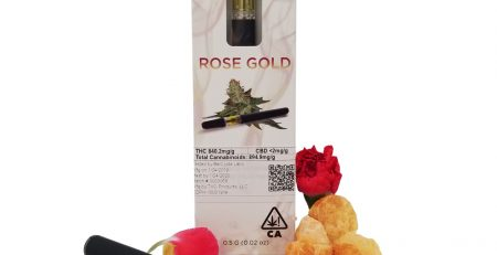 order TKO extracts rose-gold